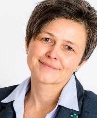 Dipl.-Bw. (FH) Simone Eckelt, Inhaberin und Geschäftsführerin