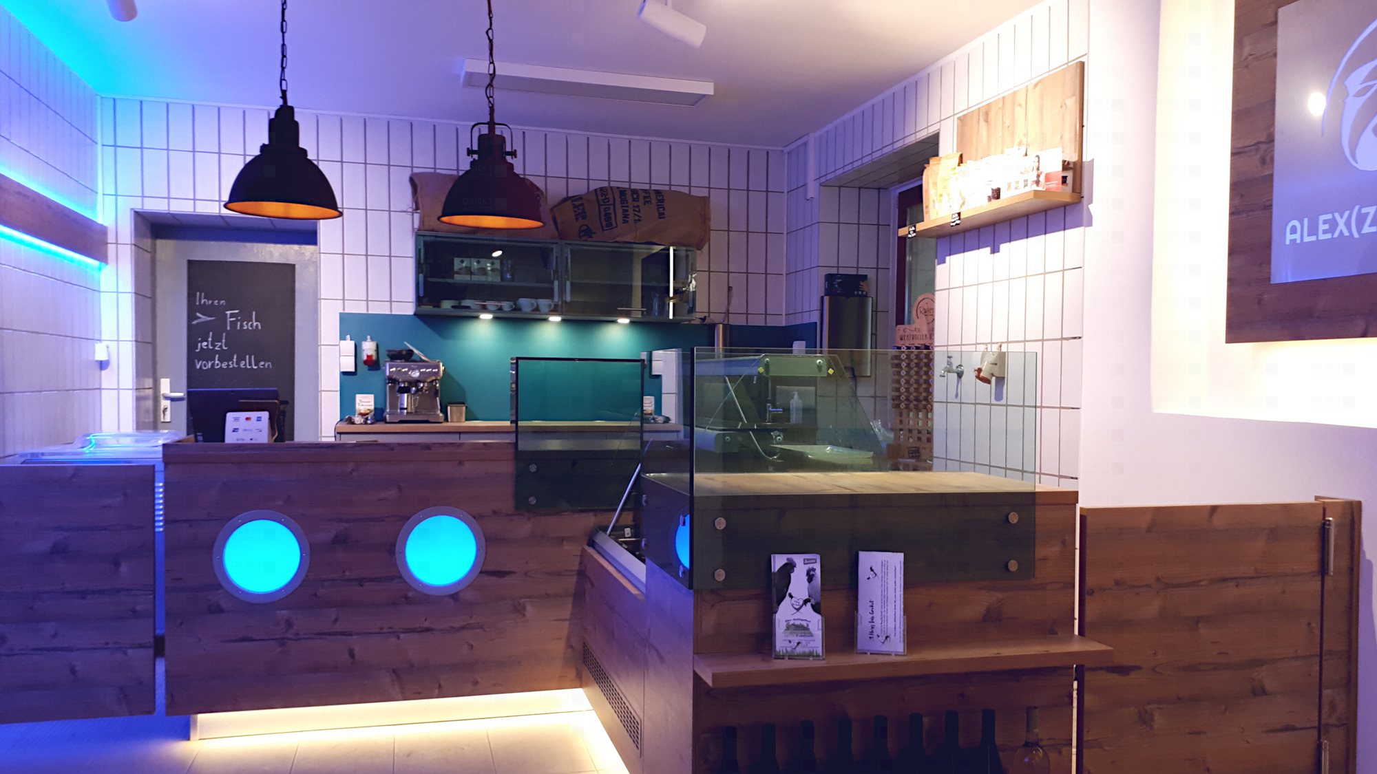 Objekteinrichtung aus einer Hand fürBüro, Gastronomie und Verkauf